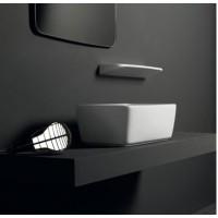 Керамическая раковина 57 см Simas Degrade, bianco glossy DE 10