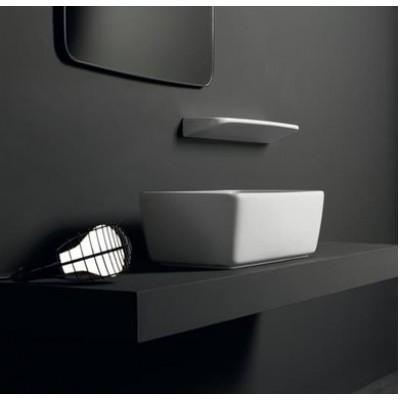 ⇨ Раковины | Керамическая раковина 57 см Simas Degrade, bianco glossy DE 10 в интернет-магазине ▻ TILES ◅