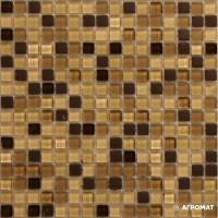 Мозаика Mozaico de LUx S-MOS HT291-1 COFFEE MIx 4×286×286