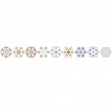 Керамогранит ALMERA CERAMICA (SPAIN) VERSALLES DECO COLORS HEX 8×240×200