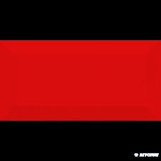 Плитка GOLDEN TILE Metrotiles красный 469061