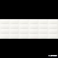 Плитка Opoczno Vivid Colours VIVID WHITE GLOSSY PILLOW 10×750×250