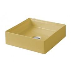 Керамическая раковина 38 см Artceram Scalino, zync yellow (SCL001 12;00)