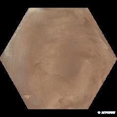 Керамогранит Marca Corona Terra 0091 TER.ROSSO ESAGONA 9×216×250