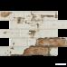 Плитка Bestile Old Caravista ROJO 8×480×320