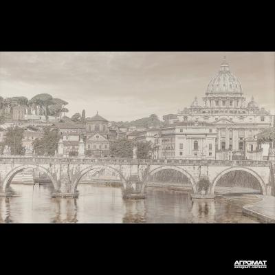 Плитка Cersanit Samanta DEC CITY1 8×400×250