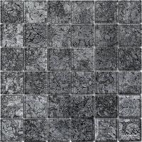 Мозаика Mozaico de LUx T-MOS G04(Tx-04) BLACK FOIL (L) 4×300×300