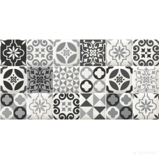 Плитка Dual Gres Arti DECOR VERA BLACK 8×600×300