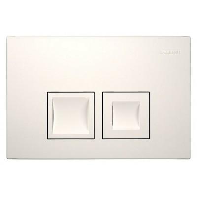 ⇨ Кнопки смыва для инсталляции | Клавиша смыва Geberit Delta 50, белая 115.135.11.1 в интернет-магазине ▻ TILES ◅