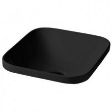 Керамическая раковина 43 см Artceram Gio Evolution, black glossy (GIL006 03;00)