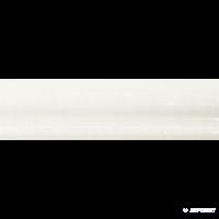 Плитка Monopole Ceramica Mirage MOLDURA WHITE BRILLO фриз 8×150×40