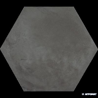 Керамогранит Marca Corona Terra 0094 TER.NERO ESAGONA 9×216×250