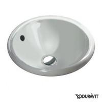 Керамическая раковина 47 см Duravit Architec 0468470000