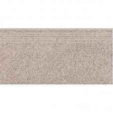 Керамогранит Cersanit MILTON GREY STEPTREAD ступень 8×598×298
