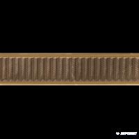 Плитка Marca Corona Deluxe 8973 DEx.BRONZE BORDO фриз 8×300×70