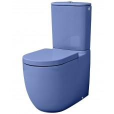 Унитаз-компакт Artceram File 2.0 (FLV003 16;00) blue sapphire