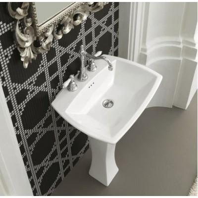 Керамическая раковина 70 см Artceram Jazz, white glossy (JZL004 01;00)