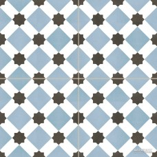 Напольная плитка Dual Gres Chic HOWARD BLUE 10×450×450