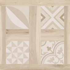 Керамогранит Argenta Ceramica Selandia Decor Haya 10×600×600