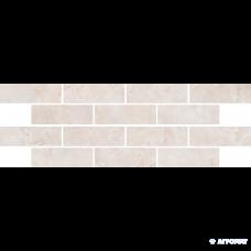 Плитка Cersanit Alama БЕЖ МОЗАЇКА 8×450×150