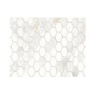 Плитка GOLDEN TILE SENTIMENTO HEXAGON белый SN0151