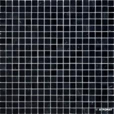 Мозаика Mozaico de LUx C-MOS NERO MARQUINA 6×305×305