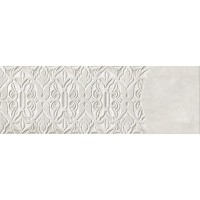 Плитка IBERO Cromat One DECOR POSITIVE WHITE REC-BIS