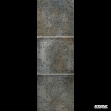 Керамогранит APE Ceramica Camelot DECOR TROYA BLUE MIx RECT 10×600×600
