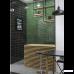 Плитка ALELUIA CERAMIC Urban Atelier VERDE GARRAFA Q6210 10×67×140