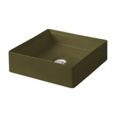 Керамическая раковина 38 см Artceram Scalino, cement mate (SCL001 24;00)