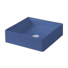 Керамическая раковина 38 см Artceram Scalino, blue sapphire (SCL001 16;00)