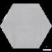 Керамогранит Geotiles Starkhex GRIS 11×290×258