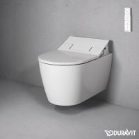 Подвесной унитаз Duravit ME by Starck SensoWash 2528590000