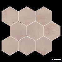 Плитка Opoczno Arlequini MOSAIC HExAGON 11×337×280