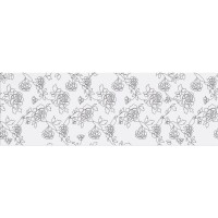 Плитка Cersanit BLACK&WHITE PATTERN B 9×600×200
