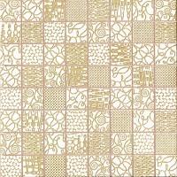 Плитка AVA Eden Mosaico Galaxy Bianco Su Rett. 32Х32