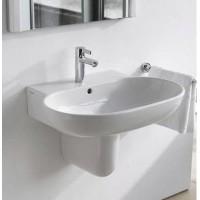 Керамическая раковина 70 см Duravit Bathroom Foster 0419700000