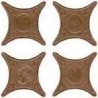 Напольная плитка Azulev Cross ESTRELLA NAMI декор