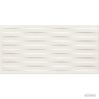 Плитка Opoczno Basic Palette WHITE SATIN BRAID 9×600×297