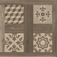 Керамогранит Argenta Ceramica Selandia Decor Noce