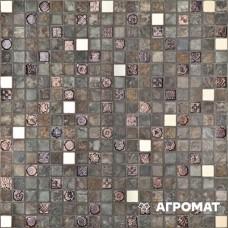 Мозаика L'Antic Colonial Imperia L108012981 NEPAL BRONZE (1.5) 8×300×300