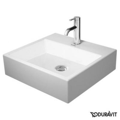 ⇨ Раковины | Керамическая раковина 50 см Duravit Vero Air 2350500041 в интернет-магазине ▻ TILES ◅