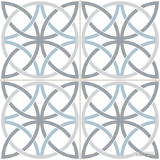 Напольная плитка Dual Gres BOSHAM WHITE 10×450×450
