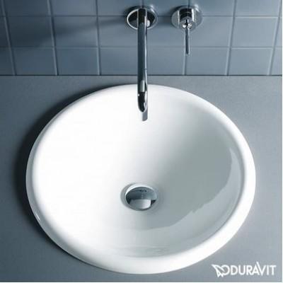 ⇨ Раковины | Керамическая раковина 45 см Duravit Architec 0318450000 в интернет-магазине ▻ TILES ◅