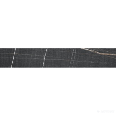 Керамогранит Impronta Marble Experience MB04EAM SAHARA NOIR LIST.MIx SQ. 9×1200×200