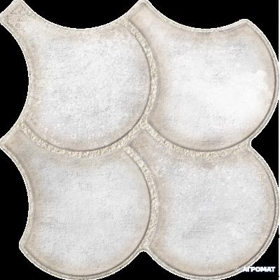 ⇨ Керамогранит | Керамогранит OSET Granada WHITE в интернет-магазине ▻ TILES ◅