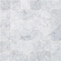 Мозаика MOZAICO DE LUx C-MOS BIANCO CARRARA POL 10×305×305