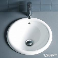 Керамическая раковина 40 см Duravit Architec 0318400000