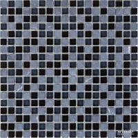 Мозаика Mozaico de LUx S-MOS HT500 BLACK STONE 8×297×297