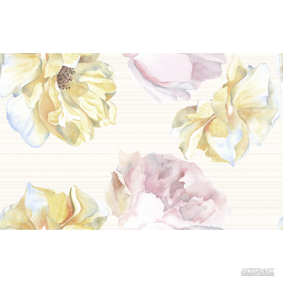 Плитка Cersanit Beata DEC FLOWER 8×400×250